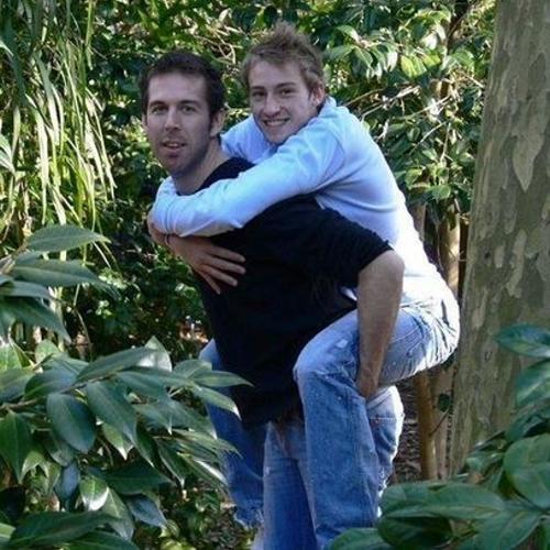 Matthew Mitcham & Lachlan Fletcher