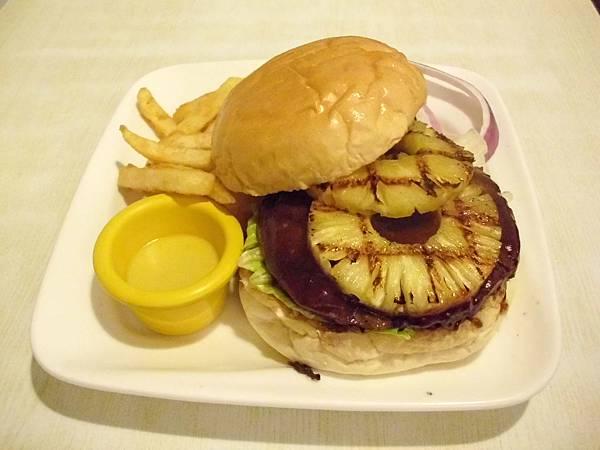 鳳梨牛肉1