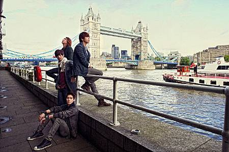 CNBLUE-in-London