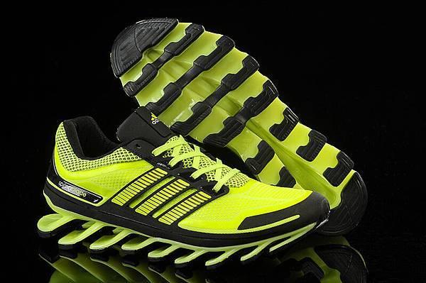 New_Arrived_Adidas_Springblade_Men_Green_Black_Running_Shoes_1.jpg