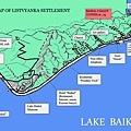 Listvyanka Map