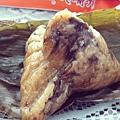 彰化水利冰屋旁的肉粽