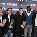 Trophées du Film français Intouchables