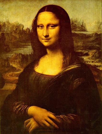 Da Vinci - Mona Lisa Smile