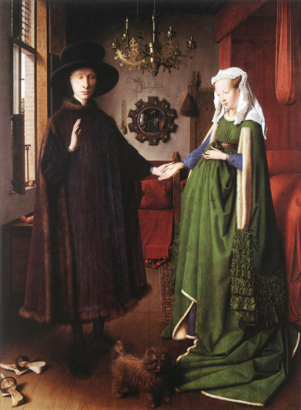 Jan van Eyck - The Arnolfini