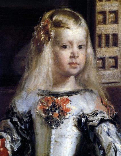 Velazquez -  Infanta Margarita