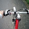 我和媽媽的可愛腳踏車