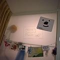 我的浴室牆