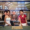 富士電視台內