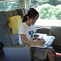 新幹線的頭等車廂