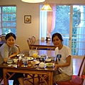 輕井澤--民宿晚餐