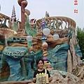 DisneySea 美人魚礁湖