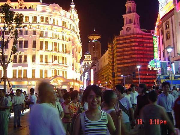 2005上海我來了(((@人很多的南京東路)))