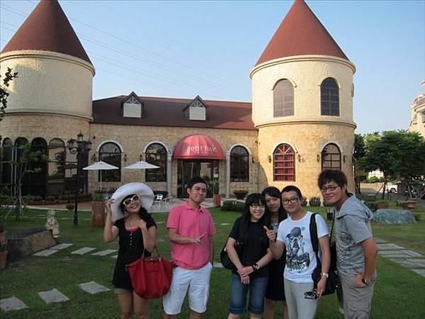 富林洋菓子城堡
