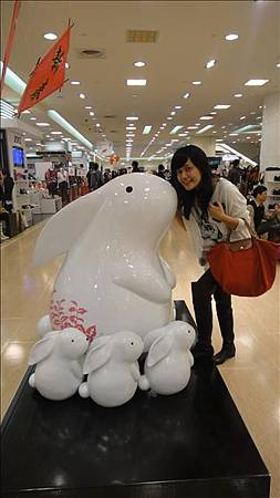白兔也好Q
