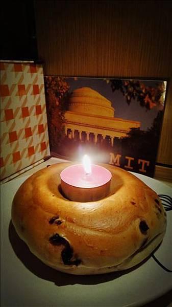 8/31王致祥的第二個簡陋蛋糕XD