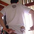 獨一無二的t-shirt