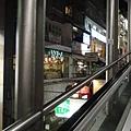 重慶森林的半山扶梯~!
