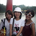船上with玉琳 湘婷