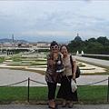 貝維第爾宮花園