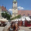 布拉提斯拉瓦老城city tour