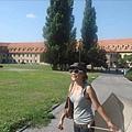位於城市最高點的斯洛伐克古城堡