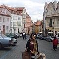 布拉格街頭