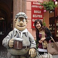 布拉格啤酒館(服務生都很機車)