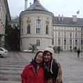 城堡區內總統官邸區
