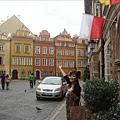 華沙國旗!