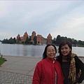 特拉凱國家公園水中古堡!
