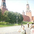 紅場常常是沙皇宣讀法令,舉行宗教儀式的地方