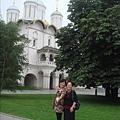 克里姆林宮內某教堂