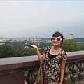 麻雀山上,可一覽莫斯科全市。