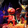 去搭Elmo的義大利麵戰爭~