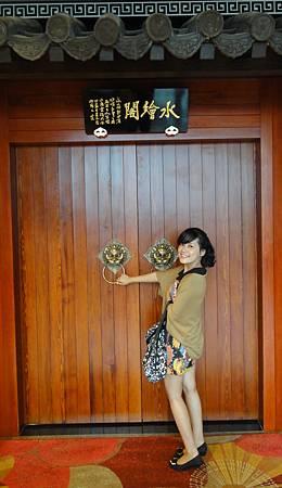 京華城樓上最著名揚州餐廳