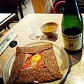 Breizh Café 最好吃的可麗餅配蘋果酒