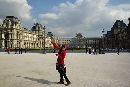 羅浮宮一百張