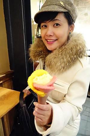 小天使冰淇淋