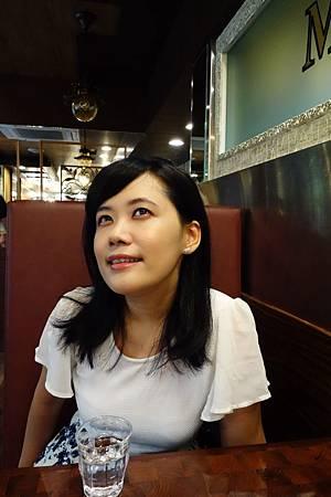 8/23 Mee's cafe吃下午茶! 結果超餓點一堆~