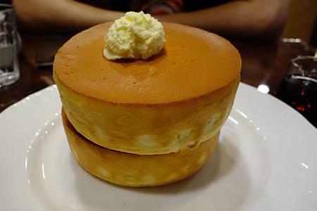 雙層熱蛋糕~