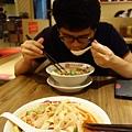 10/12 回到討厭的台北! 太陽拉麵的粗麵變不好吃了