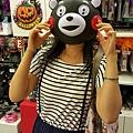 熊本熊太可愛!