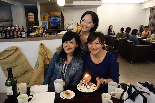 10/31 天蠍女孩的聚會! 生日快樂!!