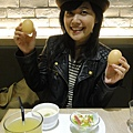 南港Citylink吃充滿蛋黃哥的Q丸QMaru-和洋食堂