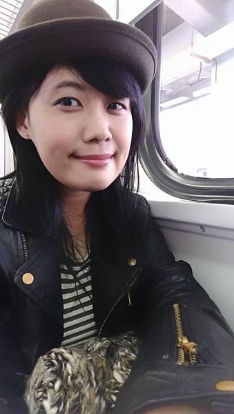 七堵鐵道公園看基隆龍貓火車