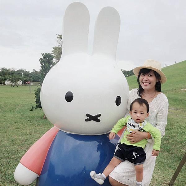 11-02(1) 八里文化公園米飛兔