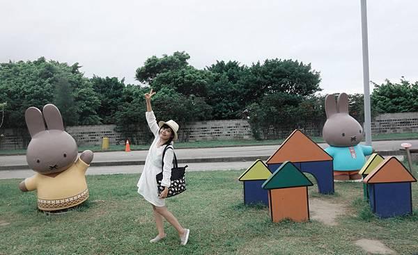 11-02(3) 八里文化公園米飛兔