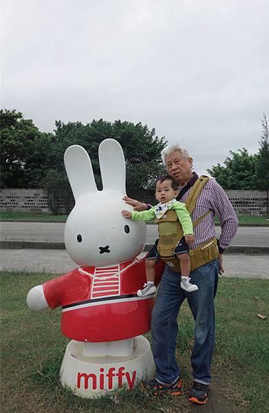 11-02(5) 八里文化公園米飛兔