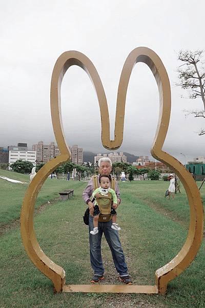 11-02(10) 八里文化公園米飛兔